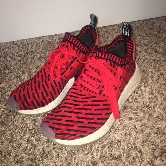"""7fb9a64323384 adidas Other - NMD R2 PK """"Core Red"""""""
